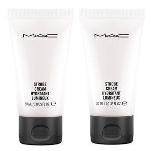 NEW 2× MAC Cosmetics Strobe Cream Mini MAC